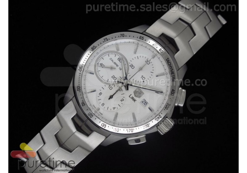 Replica Tag Heuer Link Calibre 16 Automatic Chronograph 43mm watch